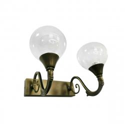 מנורת קיר עתיק זוגי 30010-2