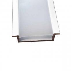 פרופיל אלומיניום 729513-01-LED